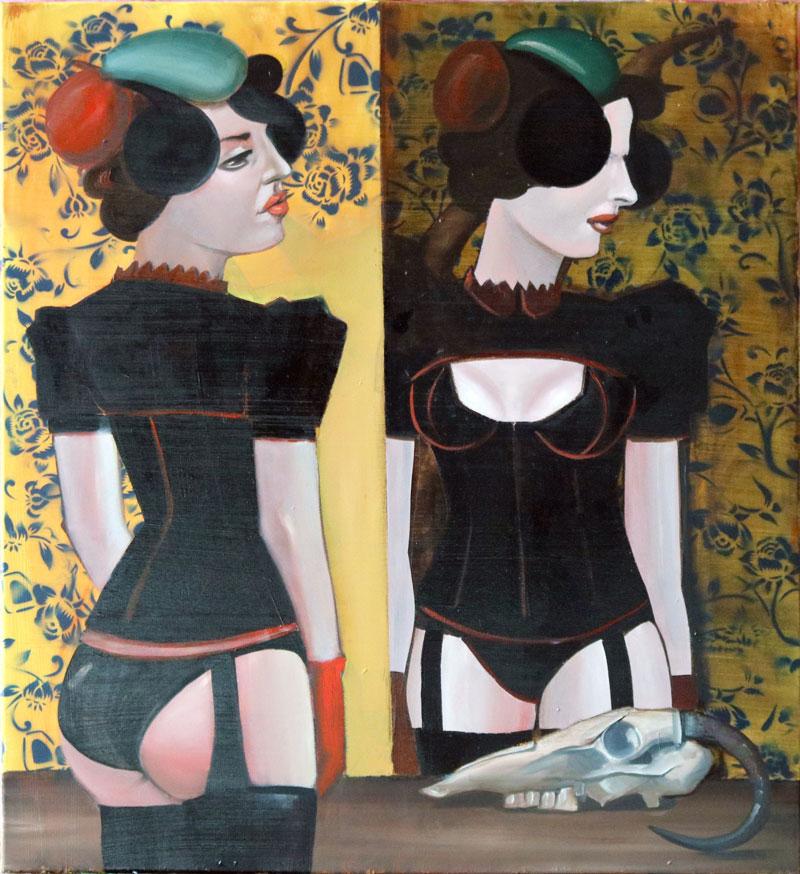 Mirror, Robin Zöffzig