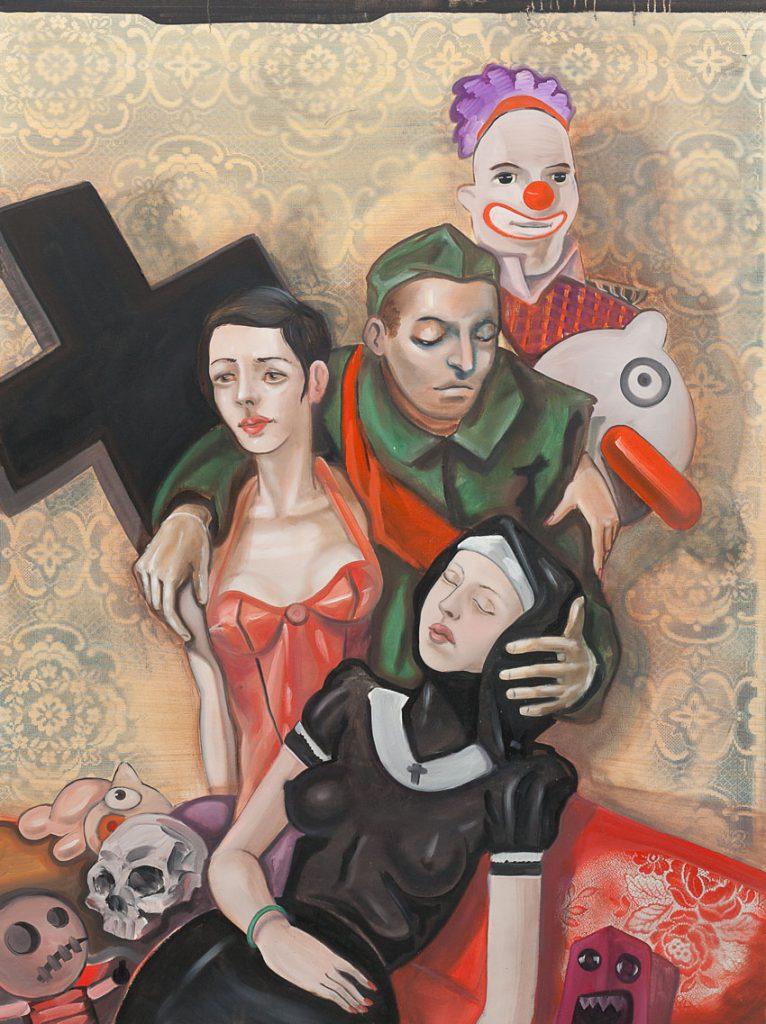 Schwarzes Kreuz, Robin Zöffzig