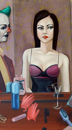 Salon manifique, Robin Zöffzig